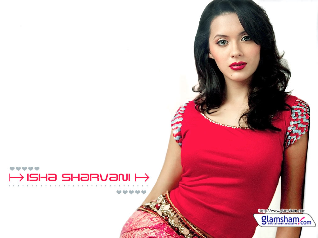 Watch Isha Sharvani video