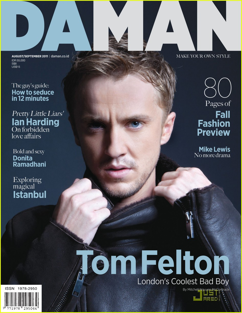 Tom Felton (born 1987)